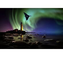 Auroral Splendour for the Vulcan Photographic Print