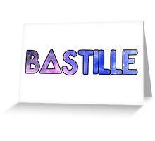 bastille Greeting Card