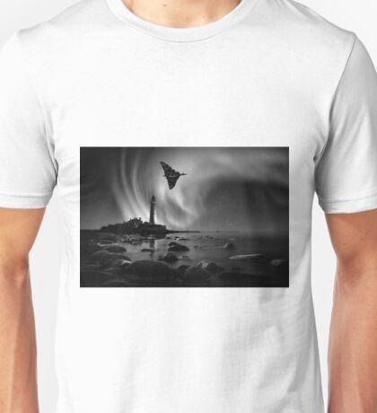Auroral Splendour for the Vulcan Unisex T-Shirt