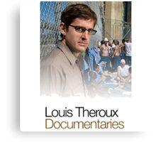 Louis Theroux Canvas Print
