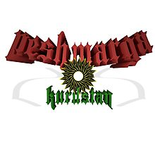peshmarga  Photographic Print