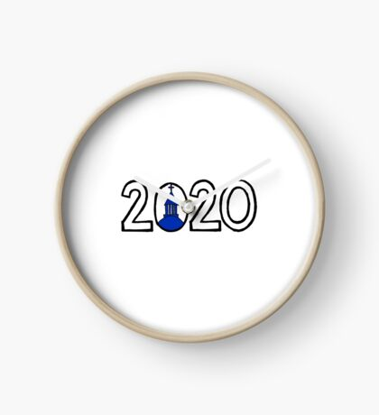 Pres Tower 2020 Clock