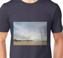 Sky over St Ives, Cornwall Unisex T-Shirt