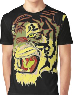 Wild At Heart Shere Khan Graphic T-Shirt