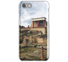 Ruins of Knossos  iPhone Case/Skin
