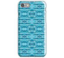 bleu iPhone Case/Skin