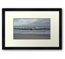 Wind Chill Framed Print