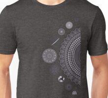 Mandala planetary art Unisex T-Shirt