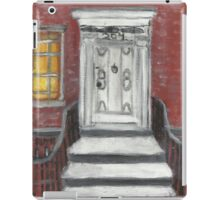 204 Washington Square,NYC iPad Case/Skin