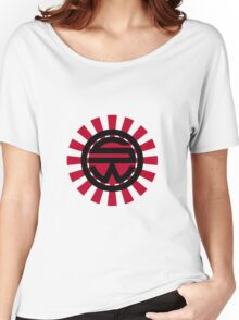 SamuraiWorld (ShogunWorld, SWorld, WestWorld) Women's Relaxed Fit T-Shirt