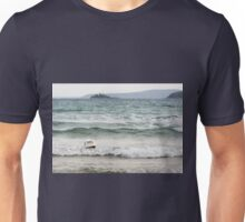 St Ives Buoy in the Sea Unisex T-Shirt