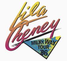 Lila Cheney Milky Way Tour '86 Kids Tee