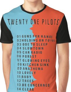 Twenty One Pilots regional at best themed design Graphic T-Shirt