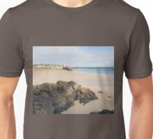 Harbour Beach, St Ives, Cornwall Unisex T-Shirt