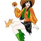 My Little Pumpkin by redqueenself