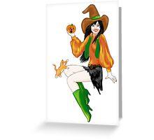 My Little Pumpkin Greeting Card