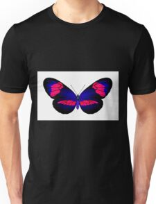 Full color danaida butterfly Unisex T-Shirt