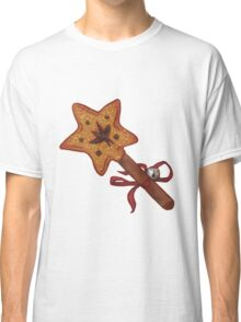 Magical winter wand Classic T-Shirt