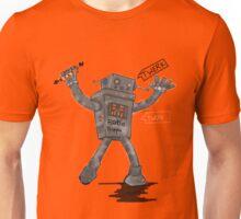 Robo Trippin Unisex T-Shirt