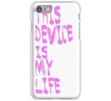 Phone is Life iPhone Case/Skin