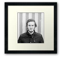 Mr. Felix Framed Print