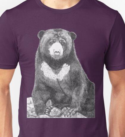 Malayan Sun Bear Unisex T-Shirt