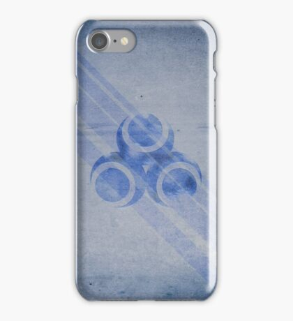 Legend of Zelda - Nayru's Pearl Weathered iPhone Case/Skin