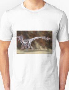 Velociraptor Reconstruction T-Shirt