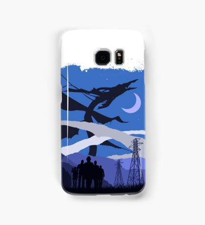 LEVIATHAN XV Samsung Galaxy Case/Skin