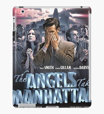 The Angels take Manhattan iPad Case/Skin