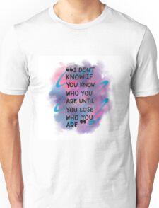 IKYWT speech Unisex T-Shirt