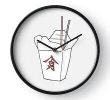 Chinese Takeaway  Clock