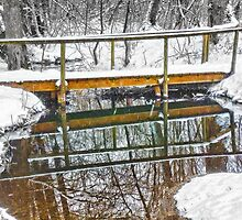 Bridge over (non) troubled water by globeboater