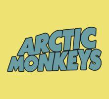 arctic monkey Baby Tee