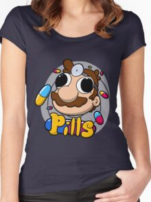 Dr. Plumber Women's Fitted Scoop T-Shirt