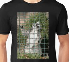 Ring Tailed Lemur Unisex T-Shirt