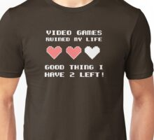 Video games ruined my life Unisex T-Shirt