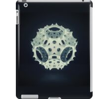 Icosahedron Bloom iPad Case/Skin