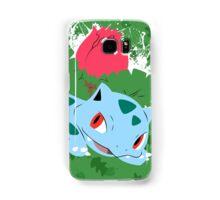 Ivysaur Splatter Samsung Galaxy Case/Skin