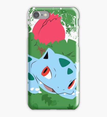 Ivysaur Splatter iPhone Case/Skin