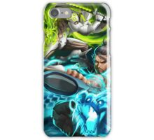 OVERWATCH GENJI HANZO iPhone Case/Skin