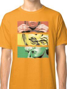 Roll Up Weed Rasta Classic T-Shirt