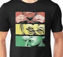 Roll Up Weed Rasta Unisex T-Shirt