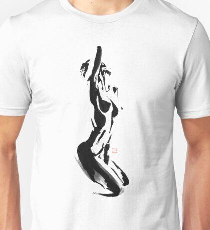 liner nude Unisex T-Shirt