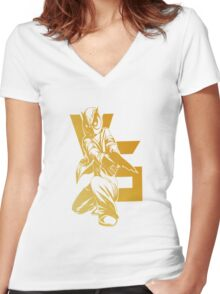 VanossGaming || Limited Edition Women's Fitted V-Neck T-Shirt