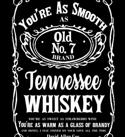 Tennessee Whiskey Sticker