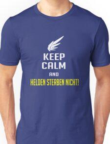 """Mercy """"Keep Calm"""" Poster Unisex T-Shirt"""