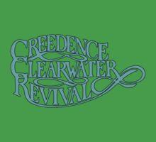 Creedence Clearwater Revival Kids Tee