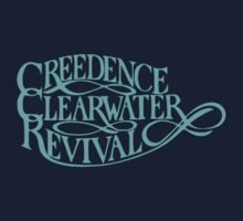 Creedence Clearwater Revival Kids Clothes