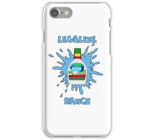 LEGALIZE RANCH iPhone Case/Skin